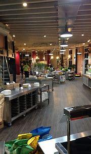 Coffee shop refurbishment - Belmondo Building