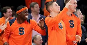 Syracuse basketball a No. 9 seed in updated ESPN ...