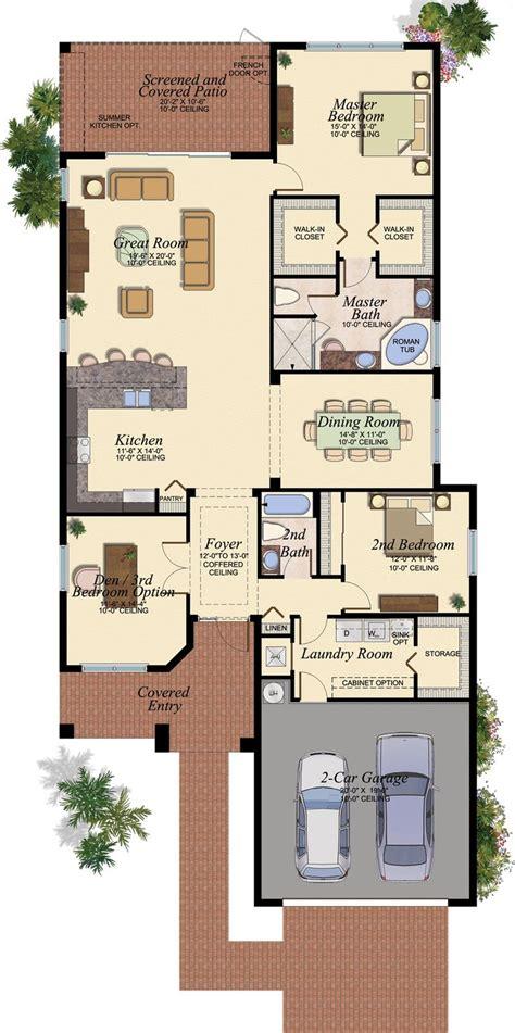 burgundy floor plan homes pinterest home