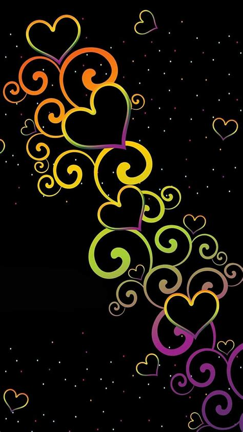 If you have one of your own you'd like to share, send it to us and we'll be happy to include it on our website. Rainbow Heart Backgrounds - Wallpaper Cave