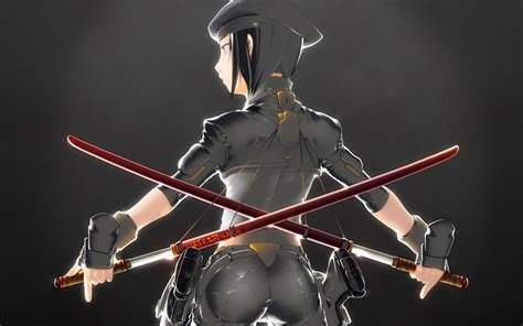 Anime Weapon Wallpaper - katana weapons anime 1920x1200 wallpaper