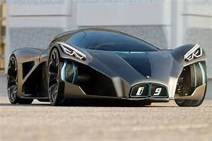 The 2016 BMW I9 Supercar Is A GO