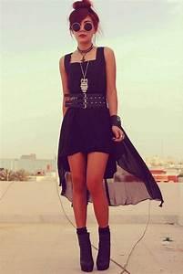 1001 idees de tenue rock femme et astuces comment obtenir With vêtements rock femme