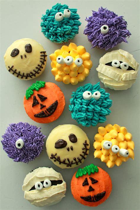 Halloween Cupcake  Oh Sweet Day