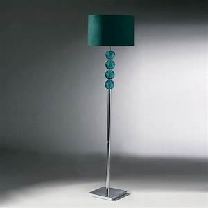 teal floor lamp decor ideasdecor ideas With teal floor reading lamp
