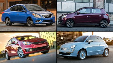 Cheapest Car In Us Market by 20 Cheapest Cars For Sale In The U S