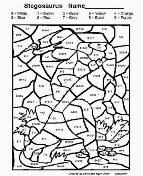 Math Coloring Worksheets 8th Grade  The Art Jinni