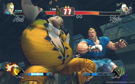 Street Fighter Iv Pc Version Lh Yeungnet Blog Tech