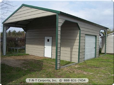 T And T Carports