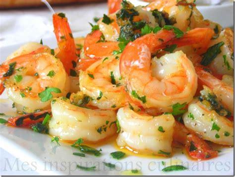 cuisine crevette crevettes sautées ail et persil le cuisine de samar