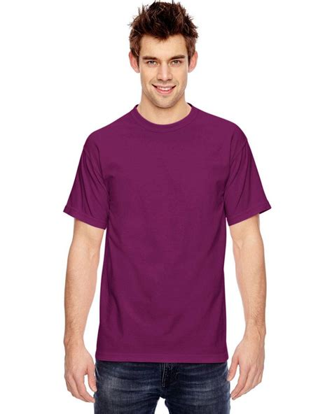 comfort color colors buy comfort colors c1717 ringspun garment dyed t shirt