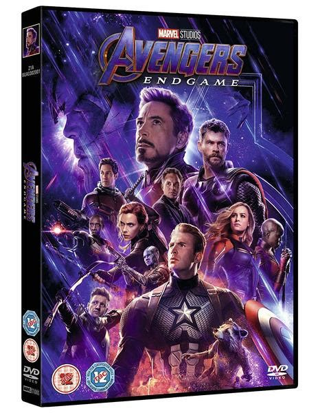 avengers endgame dvd movies tv  raru