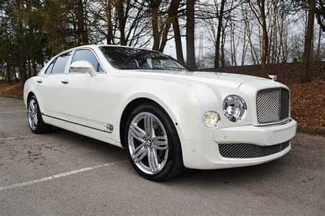 bentley mulsanne white bentley mulsanne pearl white colour change reforma uk