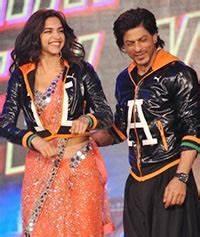 No Shah Rukh-Deepika romance in Happy New Year - Rediff ...