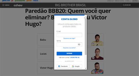 GSHOW BBB 21 → Notícias BBB 2021, Votação e Enquete