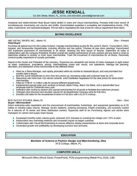 Assistant Media Buyer Resume by Assistant Buyer Resume The Best Letter Sle