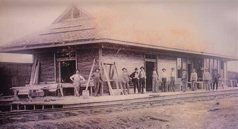 st joe train depot museum   arkansas