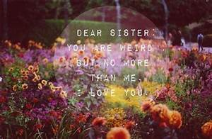 Dear Sister Pictures, Photos, and Images for Facebook ...