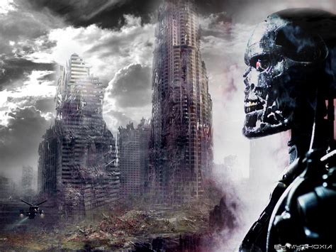 terminator salvation wallpaper hd wallpapersafari
