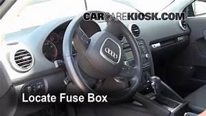 Location Audi A3 : interior fuse box location 2006 2013 audi a3 2008 audi a3 quattro 3 2l v6 ~ Medecine-chirurgie-esthetiques.com Avis de Voitures