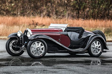 We'll accept deviations from a true replica, such as left hand drive, modern tires, deviation as required in steering box area, and the obviously. First Bugatti Type 55 Built Stars At Gooding's Scottsdale Auction, Estimate $4-5 Million