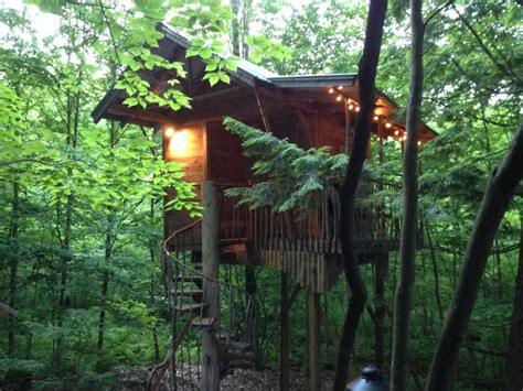 Tree House Airbnb Five Magical Treehouses Near Nyc That You Can Rent On Airbnb