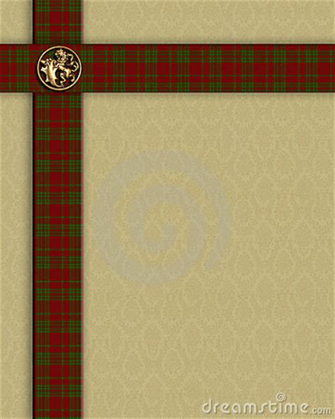 red plaid border template royalty  stock photography