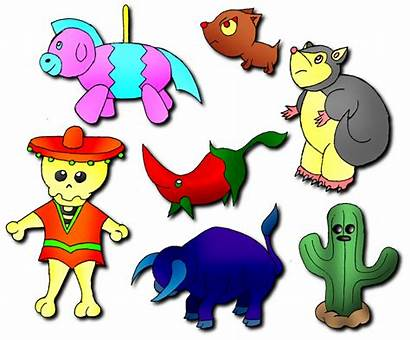 Pinata Mexican Clipart Transparent Fakemon Mexico Webstockreview