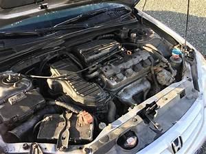 2002 Honda Civic Lx Manual Transmission