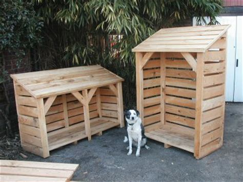 wood stores high quality log stores cedar log store bespoke wood store delivered fully