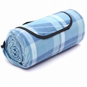outdoor picnic blanket mat pad waterproof fleece rug With outdoor dog blanket