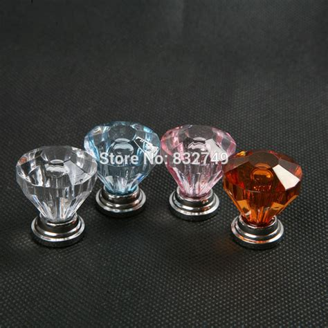 cheap cabinet knobs in bulk aliexpress com buy wholesale crystal transparent cabinet