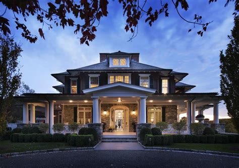Styled Home Hudson by Historically Styled New Home On The Hudson From Ralph R