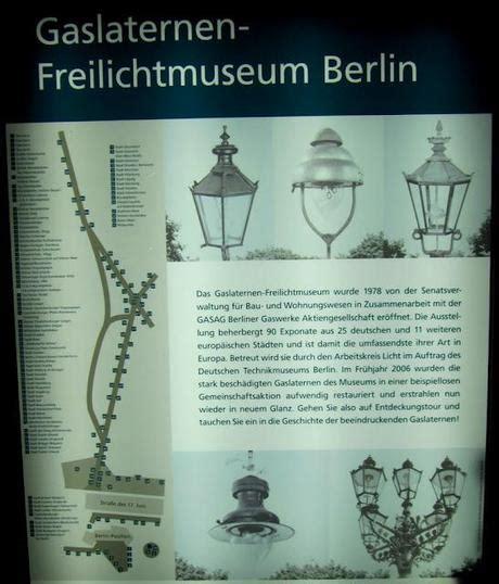 Botanischer Garten Berlin Erleuchtet by Wie Die Berliner Erleuchtet Werden Gaslaternen Und