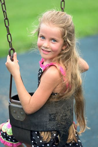 Beautiful Little Girl Stock Photo - Download Image Now ...