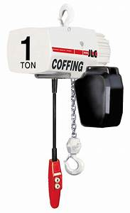 Yale Yjl Electric Chain Hoist 1 Ton