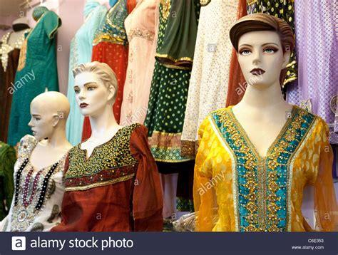 Mannequins In An Indian Clothes Shop, Tekka Market, Little