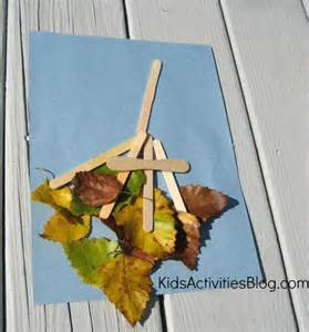 Fall Leaves Craft Activities