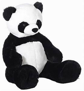 Panda Peluche Géant : peluche panda 100 cm plushtoy ~ Teatrodelosmanantiales.com Idées de Décoration