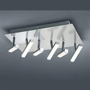Lampe Mit Dimmer : led deckenlampe mit integriertem dimmer ~ Markanthonyermac.com Haus und Dekorationen