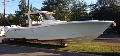 Edgewater Boats Parts by 2017 Edgewater 368cc Manahawkin New Jersey Boats