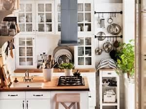 ikea küche landhaus kleine küche ganz groß zuhause wohnen
