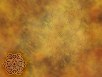 islamic art  powerpoint template