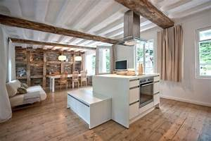 Moderne Wohnungseinrichtung Ideen : fachwerk rustikal und doch modern ~ Markanthonyermac.com Haus und Dekorationen