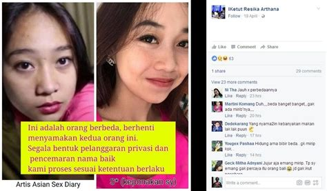 Bantahan Tegas Dari Gadis Yang Dituduh Pemeran ria From bali Idn Times