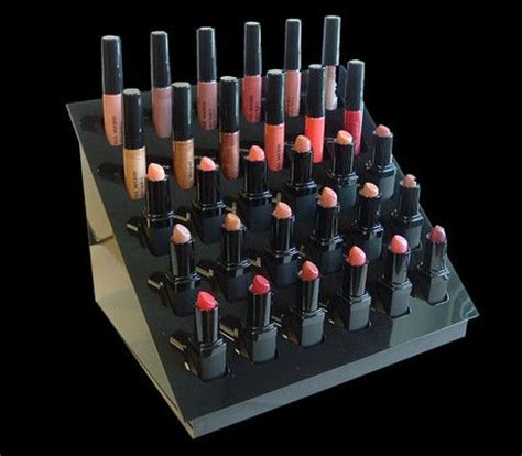lipstick display stand cosmetic shop cosmetic