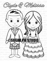 Kilt Coloring Activity Printable Personalized Pdf sketch template