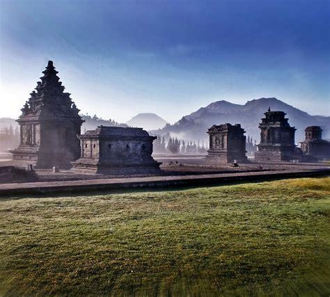 kisah misteri keberadaan manusia kerdil  daerah dieng