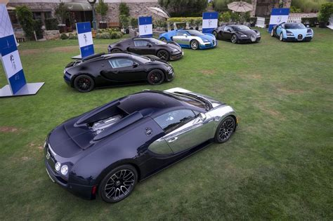 The Bugatti Made by All Bugatti Veyron Legend Editions