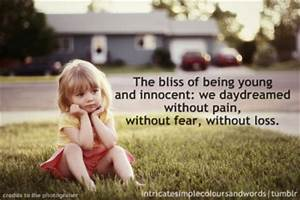 Innocence Quotes. QuotesGram